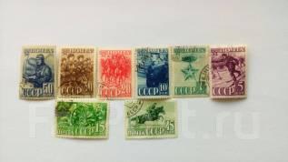 СССР Красная Армия 1941 год полная серия