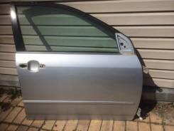 Дверь боковая. Toyota Corolla, NZE124, NZE120, ZZE122, ZZE124