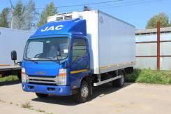 JAC N75. JAC c изотермическим фургоном, 3 760 куб. см., 4 000 кг. Под заказ