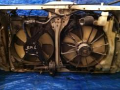 Вентилятор охлаждения радиатора. Honda Civic, EU1, EU2 4EE2, D14Z5, D14Z6, D15B, D15Y2, D15Y3, D15Y4, D15Y5, D15Y6, D16V1, D16V3, D16W7, D16W8, D16W9...