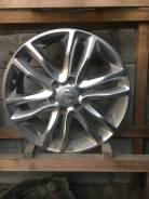 Nissan. 8.0x20, 6x139.70, ET35, ЦО 77,0мм.