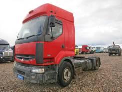 Renault Premium. - седельный тягач 2003г. в., 111 000 куб. см., 12 500 кг.