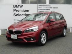 BMW 2-Series Gran Tourer. автомат, передний, 1.5, бензин, 5 000 тыс. км, б/п. Под заказ