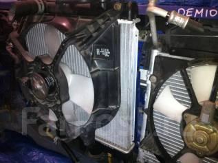Диффузор. Mazda Demio, DW, DW3W, DW5W