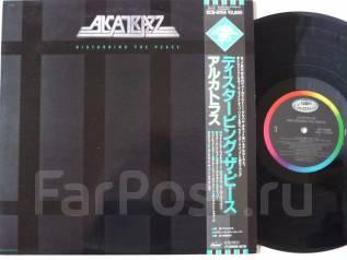 HARD! Алкатраз / Alcatrazz - Disturbing the Peace - JP LP 1985