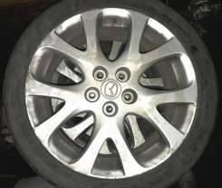 Mazda. 7.5x18, 5x114.30, ET60, ЦО 67,5мм.