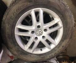 Volkswagen. 7.5x17, 5x112.00, ET55