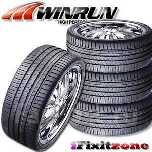 WinRun R330. Летние, 2017 год, без износа, 4 шт