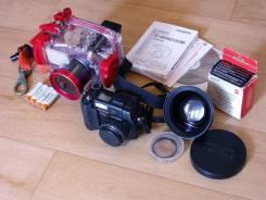 Olympus Camedia C-5050 Zoom. 5 - 5.9 Мп, зум: 3х