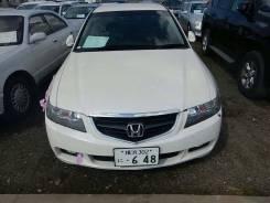 Honda Accord. CL9, K24A