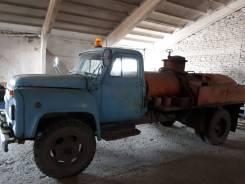 ГАЗ 53. Газ53 бензовоз, 4 800 куб. см.