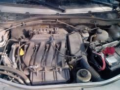 Двигатель в сборе. Renault: Laguna, Sandero, Symbol, Duster, Megane, Clio, Fluence, Kangoo, Logan Лада Ларгус Двигатель K4M