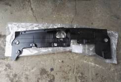 Дефлектор радиатора. Mitsubishi Lancer, CY, CY1A, CY3A Двигатели: 4B10, 4B11, 4A91, 4A92