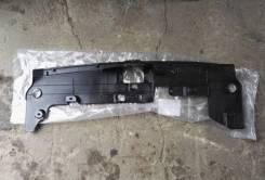 Дефлектор радиатора. Mitsubishi Lancer X Mitsubishi Lancer