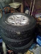 Продам шины с литьём. x16
