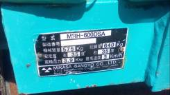 Mikasa. Виброкаток, каток, асфальтоукладчик MRH-600DSA, 350 куб. см.