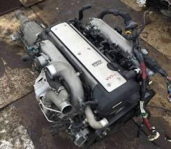 Двигатель в сборе. Toyota Mark II Двигатели: 1JZGTE, 1JZGE, 1JZFSE