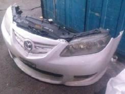 Радиатор кондиционера. Mazda Mazda6, GY, GG Mazda Atenza, GGES, GG3S, GG3P, GY3W, GYEW, GGEP Двигатели: LFDE, L3VE, L3VDT, LFVE