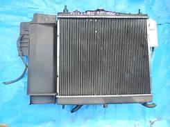 Радиатор основной NISSAN NOTE