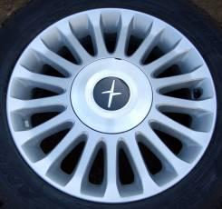 Nissan. 7.0x16, 5x114.30, ET35