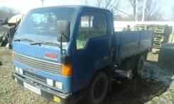 Mazda Titan. 1991 грузовой-бортовой хорошее состояние, 3 455 куб. см., 2 000 кг.