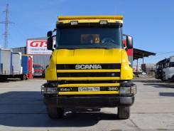 Scania. Самосвал T114 2004 г/в, 10 640 куб. см., 38 500 кг.
