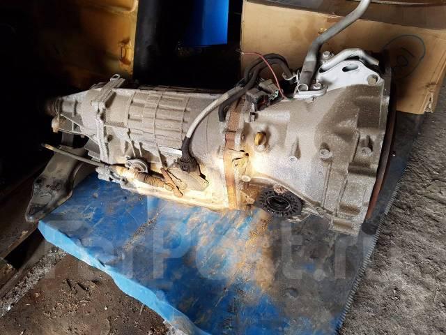 Автоматическая коробка переключения передач. Subaru Forester, SG5 Двигатель EJ202