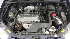 Двигатель в сборе. Toyota Raum, EXZ10