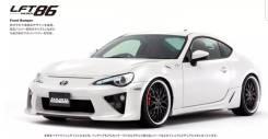 Обвес кузова аэродинамический. Toyota GT 86, ZN6 Subaru BRZ, ZC6. Под заказ