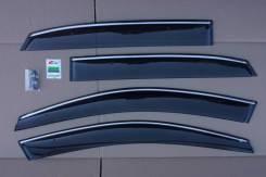 Ветровики (дефлекторы боковых окон) Lexus RX330