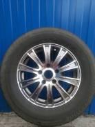 Продам комплект шин на литье. 6.0x15 ET45
