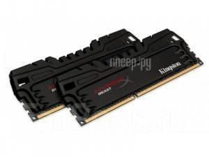 Оперативная память Kingston Hyper x 4gb 2133 mhz