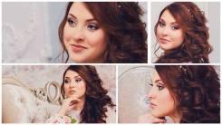 Свадебный макияж, приятные цены)