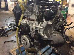 Новый двигатель 2.1D 651 на Mercedes E-class с навесным