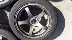 Sakura Wheels. 8.0x18, 5x100.00, ET44