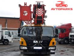 Sany QY25C. Продается автокран Palfinger SANY QY25C, 8 900 куб. см., 25 000 кг., 41 м.
