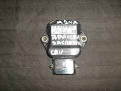 Блок управления дроссельной заслонкой. Honda CR-V, RD7, RD6 Двигатель K24A