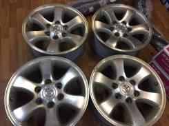 Toyota. x17, 6x139.70