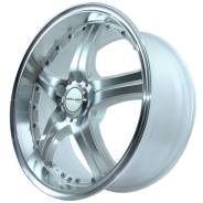 Sakura Wheels R296. 7.5x17, 5x100.00, ET40, ЦО 73,1мм.