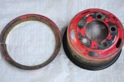 Steel Wheels. 5.5x15, x197.00х5, ЦО 145,0мм.