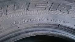 Bridgestone Dueler A/T 693. Летние, 2007 год, износ: 30%, 4 шт