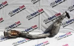 Приемная труба глушителя. Subaru Exiga, YA5 Двигатель EJ205