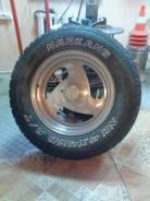 Комплект колёс на джип. 8.0x17 6x135.00 ET45 ЦО 120,9мм.
