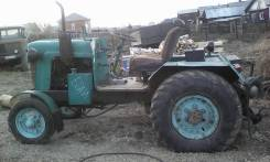 Продам трактор самодельный .