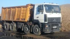 МАЗ 6516А9-321. Продам МАЗ самосвал 8*4, 11 122 куб. см., 41 200 кг.