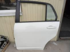 Дверь задняя левая Nissan Tiida, C11/SC11, HR15DE/HR16DE/HR18DE
