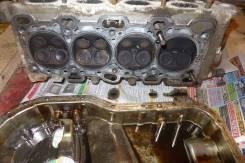 Головка блока цилиндров. Mitsubishi Galant Двигатель 4G63