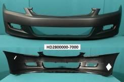 Бампер. Honda Accord, CM3, CM2, CM1