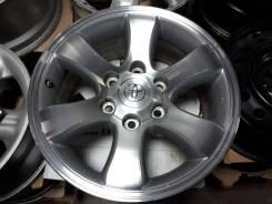 Toyota. 7.5x17, 6x139.70, ET30, ЦО 106,1мм.