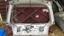 Дверь багажника. Toyota Corolla Spacio, AE111, AE111N, AE115, AE115N Двигатели: 4AFE, 7AFE
